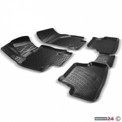 Гумени стелки Rezaw-Plast за Nissan Qashqai (J10) 2007-2014 / Qashqai (J11) 2014- - 12
