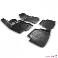 Гумени стелки Rezaw-Plast за BMW серия X5 E53 2000-2007 - 8