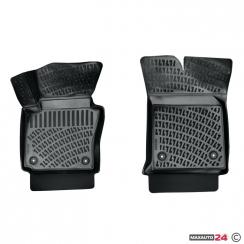 Гумени стелки Frogum за Fiat Doblo II - (2008+) / Opel Combo D - (2011+) - 10