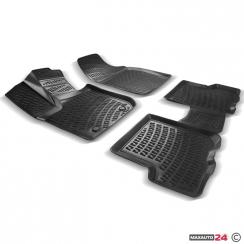 Гумени стелки Rezaw-Plast за Opel zafira B 2005-2014 - 12