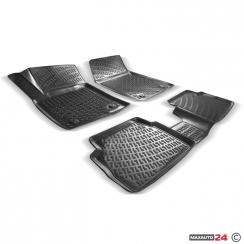 Гумени стелки Rezaw-Plast за Toyota Yaris 3 врати 1998-2005 - 15