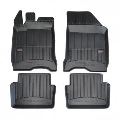 Гумени стелки Rezaw-Plast за Hyundai Santa Fe 2007-2012 - 12