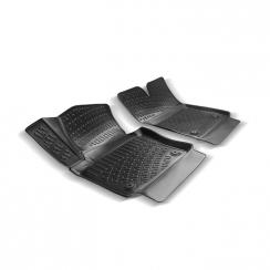 Гумени стелки Frogum за Audi A6 C7 - (2011+) / Audi A7 Sportback - (2010+) - 15