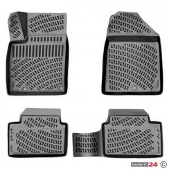 Гумени стелки Frogum за Audi A4 B6 (8E) - (2000-2004) / Audi A4 B7 (8F) - (2004-2007) - 12