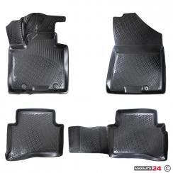 Гумени стелки Frogum за Renault clio IV - 2012-2019 - 14