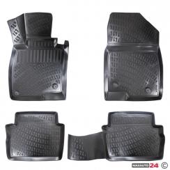 Гумени стелки Rezaw-Plast за Toyota Corolla 1995-2000 - 13