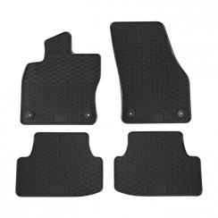 Гумени стелки Rezaw-Plast за VW Touran II след 2015 - 13