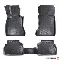 Гумени стелки Rezaw-Plast за Mitsubishi Pajero IV 2006- - 15