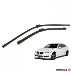 Гумени стелки Rezaw-Plast за BMW серия 5 F10/F11 2010-2013 - 11