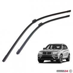 Гумени стелки Rezaw-Plast за BMW X5 E70 2007-2013 / X6 E71 2008-2014 - 9