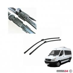 Гумени стелки Frogum за VW Caddy V - (2003+) - 10