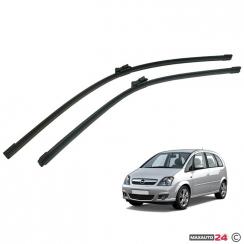 Гумени стелки Rezaw-Plast за Volvo S60 2001-2009 / V70 / XC70 1999-2007 - 13