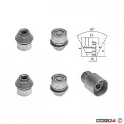 Гумени стелки Frogum за BMW E70 X5 - (2007) - 13