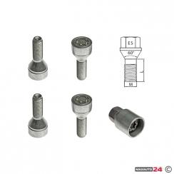 Гумени стелки Rezaw-Plast за Saab 9-5 1997-2009 - 14