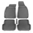 Гумени стелки Rezaw-Plast за Audi A4 2000-2007 - 3