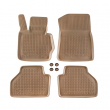 Гумени стелки Rezaw-Plast за BMW X3 F25 2010-2017 / BMW X4 F26 2014- - 3
