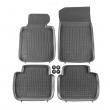 Гумени стелки Rezaw-Plast за BMW серия 3 E46 1998-2007 / E90/E91 2004-2012 - 3