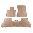 Гумени стелки Rezaw-Plast за BMW X5 E70 2007-2013 / X6 E71 2008-2014 - 3