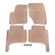 Гумени стелки Rezaw-Plast за VW Touareg 2002-2010 / Porsche Cayenne 2002-2010 - 3