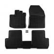 Гумени стелки Rezaw-Plast за Dacia Lodgy 2012- версия с 5 места - 3