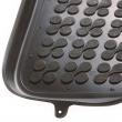 Гумени стелки Rezaw-Plast за Dacia Lodgy 2012- версия с 5 места - 5