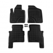 Гумени стелки Rezaw-Plast за Hyundai Santa Fe 2007-2012 - 3